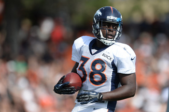 Montee Ball has had a disappointing start to his preseason.