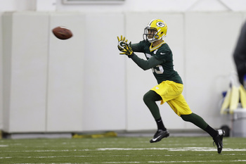 Micah Hyde is making an early impression for the Packers.