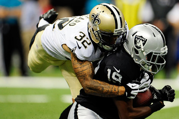 Kenny Vaccaro has been an immediate playmaker for the Saints defense.
