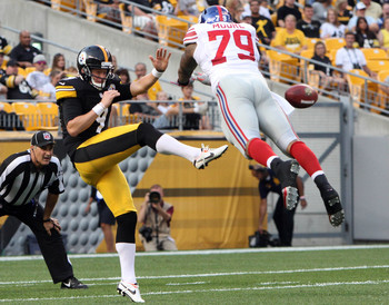 Damontre Moore had a great game versus the Steelers.