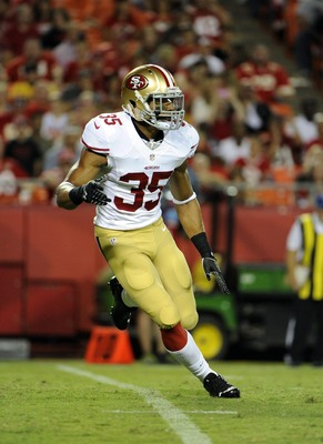 Eric Reid has performed well on the field for the San Francisco 49ers.
