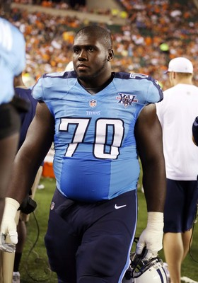 Titans guard Chance Warmack improved from one game to the next.