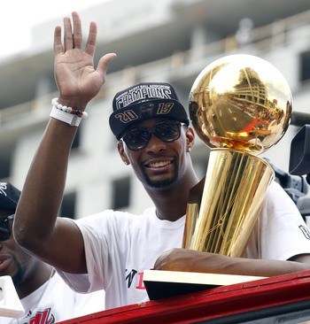 Chris Bosh has won two championships in Miami, but will he chase more elsewhere?
