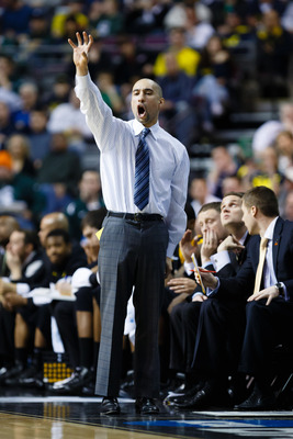 Shaka Smart has been incredibly consistent at VCU. He has won at least 27 games in each of his four seasons as the team's head coach.