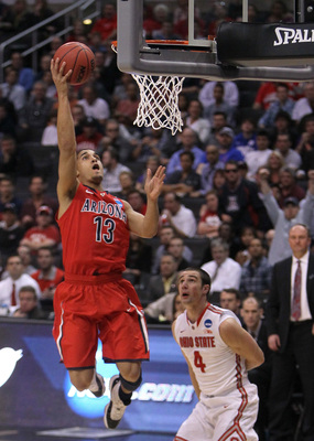 High-flying guard Nick Johnson is the leading returning scorer on a stacked Arizona roster.