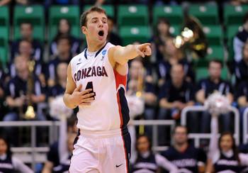 Gonzaga point guard Kevin Pangos will try to lead his team to back-to-back undefeated seasons in the WCC.