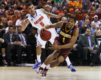 Andre Hollins averaged 26.5 points per game last season in the NCAA tournament.