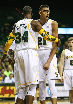 Baylor's twin towers, Cory Jefferson and Isaiah Austin, form one of the most talented frontcourts in the country.