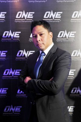 ONE FC owner and CEO Victor Cui. (Photo credit: ONE FC)