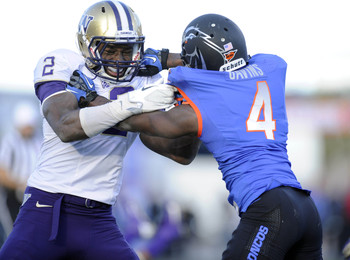 Boise State and Washington last met in the 2012 Las Vegas Bowl.