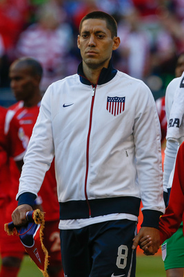 Clint Dempsey is a key player for the USMNT