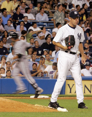 Embree's performance with the Yankees was less than memorable