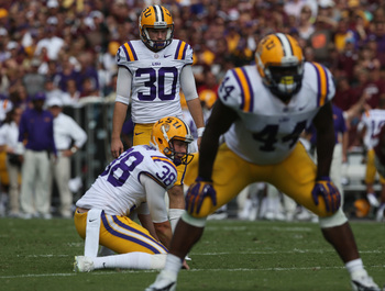 LSU vs. A&M in 2012