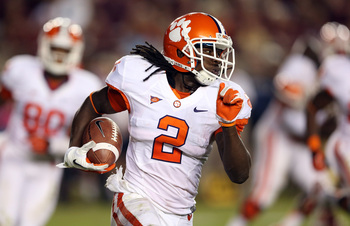Clemson junior wide receiver Sammy Watkins.
