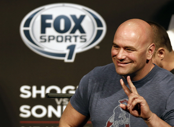 The UFC is in a very strong position with across-the-board flopping by Fox Sports 1 programming.