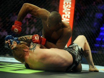 "Ronaldo ""Jacare"" Souza faces the toughest opponent of his MMA career in Yushin Okami."