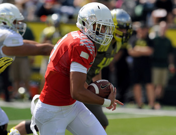 Mariota playing well is always a key to an Oregon victory