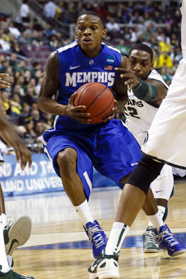 Memphis point guard Joe Jackson is the current star player for his hometown Tigers.