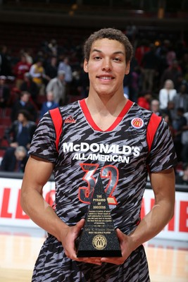 Arizona incoming freshman Aaron Gordon could be the next superstar from California.