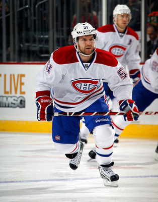 Can David Desharnais rebound in 2013-14?