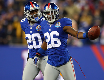 Rolle plays a big part in what the Giants do defensively.