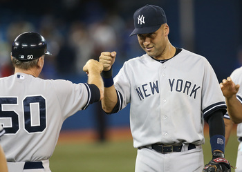 The Yankees captain is back (finally), and the team is as healthy as it has been all season