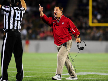 Will Kevin Wilson have what it takes to lead IU to a Bowl Game?