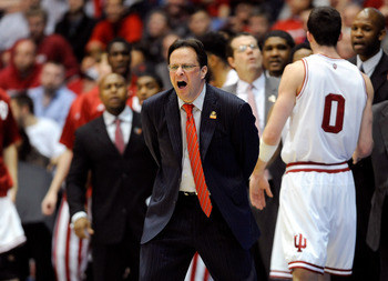 Tom Crean sparked some controversy following the Indiana Hoosiers' win at the Crisler Center last season.