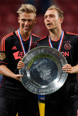 Ajax have already captured the Johan Cruijff Shield for winning the Dutch Super Cup this season.