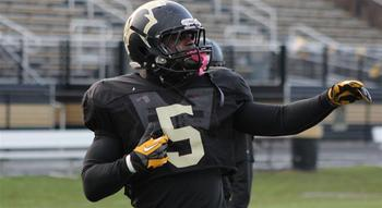 5-star defensive back Jabrill Peppers leads the pack of future Wolverine defenders. (247Sports)