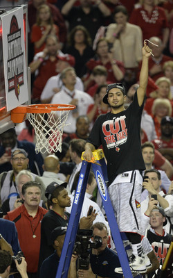 Peyton Siva proved his value in the national title game. He had a complete performance, finishing with 18 points, six rebounds and five assists in his final college game.