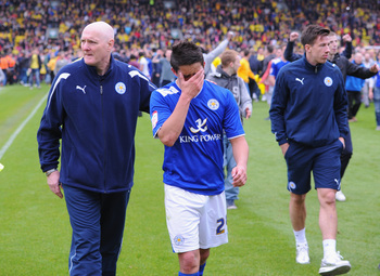 Leicester City have been unsuccessful in their efforts to return to the EPL.
