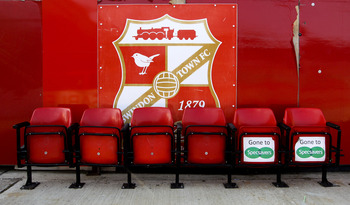 Swindon Town were relegated after just one year in the Premier League.