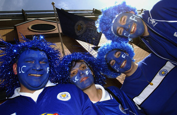 Leicester City fans have had their ups and downs with the Foxes.