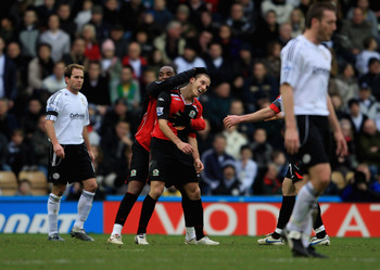 Derby County got to see lots of goal celebrations from their opponents in 2007-08.