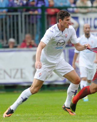 Mario Gomez, whilst pricey, brings with him proven pedigree and quality