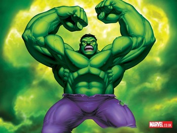 Which Hulk had better cardio? www.comicvine.com