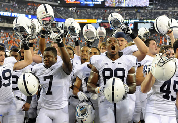 Penn State is going to pull off a big upset this season.