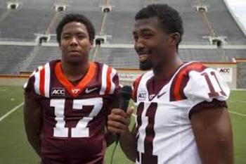Kyle and Kendall Fuller