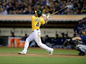 More than ever, the A's go as Coco Crisp goes.