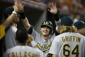 Donaldson's steady play has been a highlight in 2013.