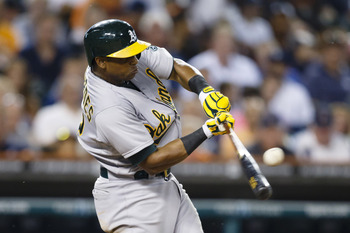 Cespedes has one more month to improve upon a disappointing second season.