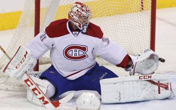 Carey Price needs to be more consistent.