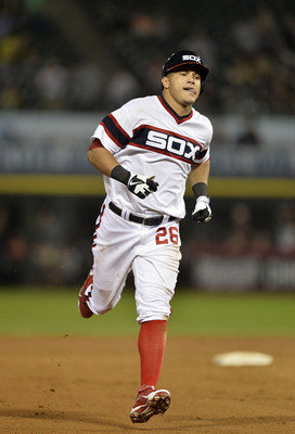 Avisail Garcia gives the White Sox some hope for the future.