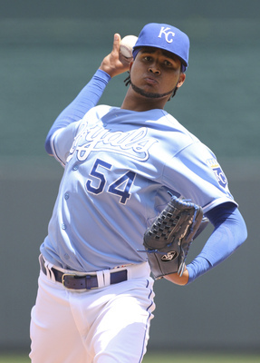 Ervin Santana has eclipsed even the highest expectations in Kansas City this year.