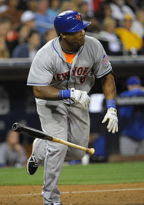 Marlon Byrd shocked everyone with his production in New York.