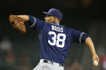 Tyson Ross looks like a big part of San Diego's future.
