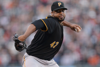 He's not quite back to his peak with Minnesota, but Francisco Liriano is back.