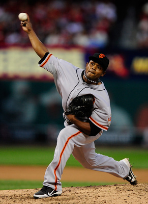 Ramon Ramirez was a shell of the pitcher that the Giants remembered.