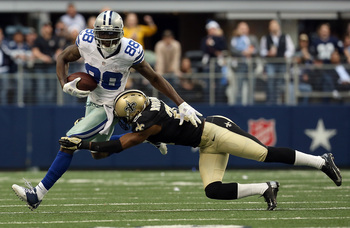Dez Bryant is a perennial threat.